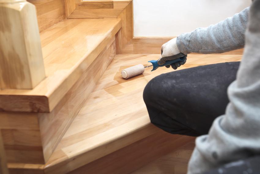 renowacja schodów